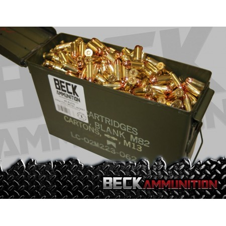 .45 AUTO  230gr FMJ  ----AMMO CAN SPECIAL-----